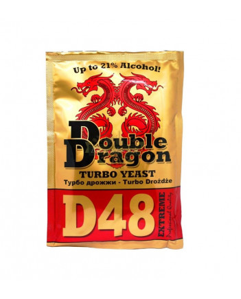 Дрожжи Double Dragon D48