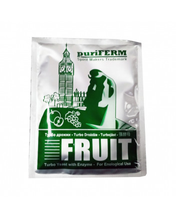 Дрожжи PuriFerm Fruit Turbo